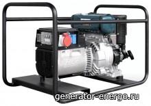 Портативный дизельный генератор Energo ED 6.0/230-SLE