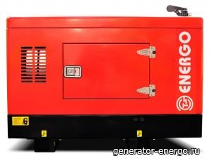 Стационарный дизельный генератор Energo ED 9/230 Y