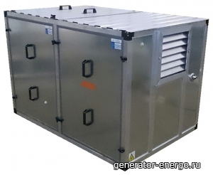 Стационарный дизельный генератор Energo ED 17/400 Y