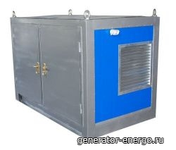 Стационарный дизельный генератор Energo ED 20/400 Y