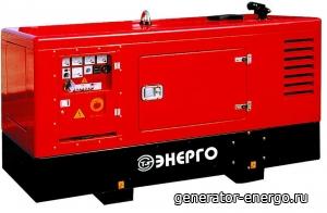Стационарный дизельный генератор Energo ED 30/400HIM
