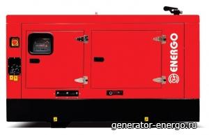 Стационарный дизельный генератор Energo ED 80/230 IV