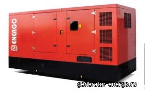 Стационарный дизельный генератор Energo ED 280/400 MU