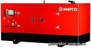 Стационарный дизельный генератор Energo ED 300/400 SC
