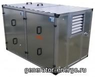 Портативный дизельный генератор Energo ED 6.5/400-SLE