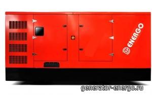 Стационарный дизельный генератор Energo ED 400/400 MU
