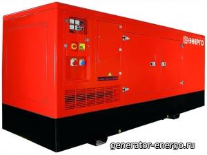 Стационарный дизельный генератор Energo ED 670/400 D
