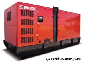 Стационарный дизельный генератор Energo ED 665/400 MU