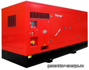 Стационарный дизельный генератор Energo ED 700/400 D