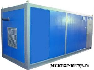Стационарный дизельный генератор Energo ED 1370/400MTU