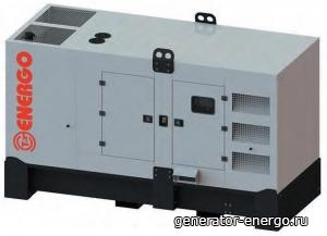 Стационарный дизельный генератор Energo EDF 100/400 IV