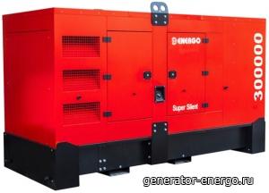 Стационарный дизельный генератор Energo EDF 300/400 D