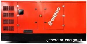 Стационарный дизельный генератор Energo ED 525/400 D
