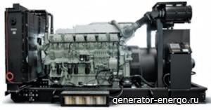 Стационарный дизельный генератор Energo ED 1030/400M