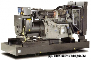 Стационарный дизельный генератор Energo ED 160/400 IV