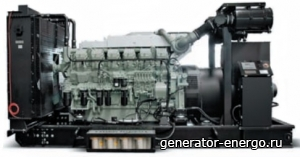 Стационарный дизельный генератор Energo ED 2295/400M