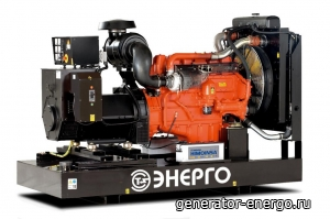 Стационарный дизельный генератор Energo ED 250/400 IV