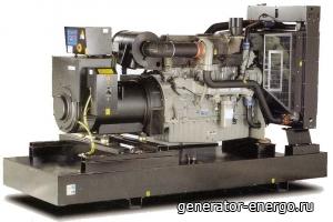 Стационарный дизельный генератор Energo ED 250/400 V