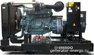 Стационарный дизельный генератор Energo ED 280/400 D