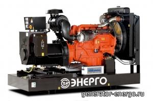 Стационарный дизельный генератор Energo ED 280/400 SC