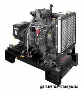 Стационарный дизельный генератор Energo ED 30/230 Y