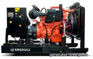 Стационарный дизельный генератор Energo ED 330/400 SC
