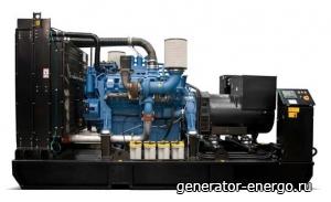 Стационарный дизельный генератор Energo ED 350/400 MU