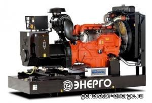 Стационарный дизельный генератор Energo ED 40/230HIM