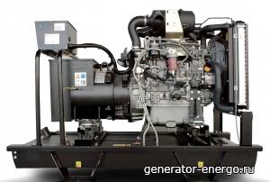 Стационарный дизельный генератор Energo ED 8/400 Y