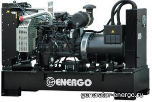 Стационарный дизельный генератор Energo EDF 200/400 IV