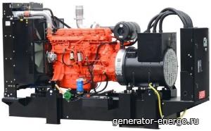 Стационарный дизельный генератор Energo EDF 300/400 SC