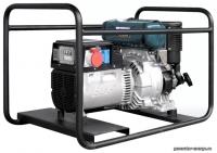 Портативный дизельный генератор Energo ED 6.5/400-SL